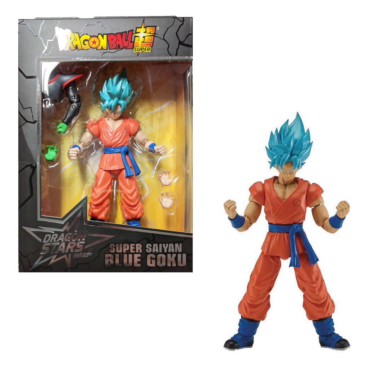 Bandai Dragon Ball Z Super Dragon Stars Super Saiyan Blue ...