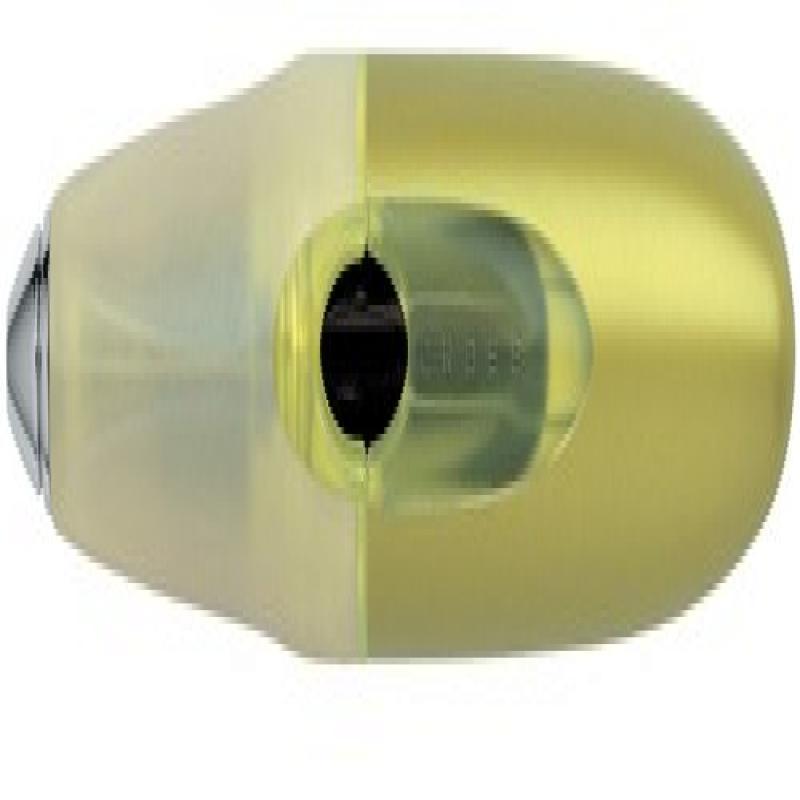 AT Cross New Cross Ion Saffron Yellow Black Gel Ink Pen
