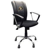Colorado Buffaloes Curve Task Chair