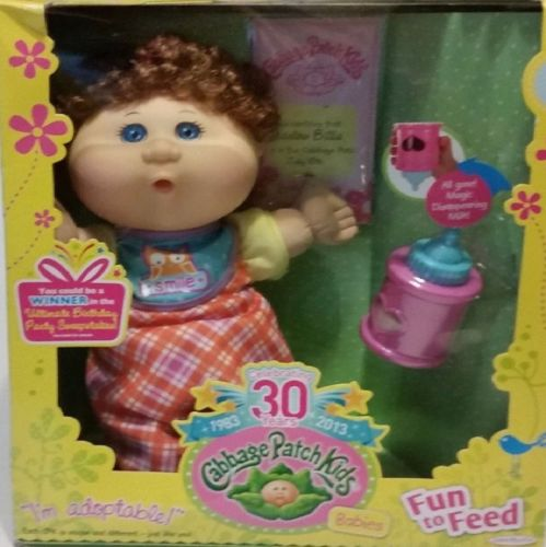 Cabbage Patch Babies Girl by