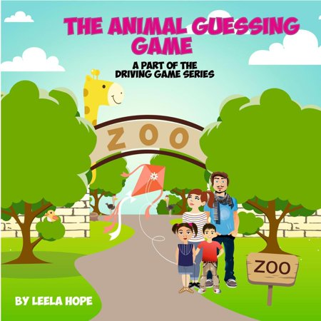 The Animal Guessing Game - eBook (Guess The Item Halloween Game)