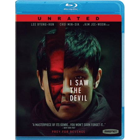 I Saw the Devil (Blu-ray) - Does Halloween Worship The Devil