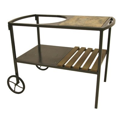 Bayou Classic Table Cart for Ceramic Grill