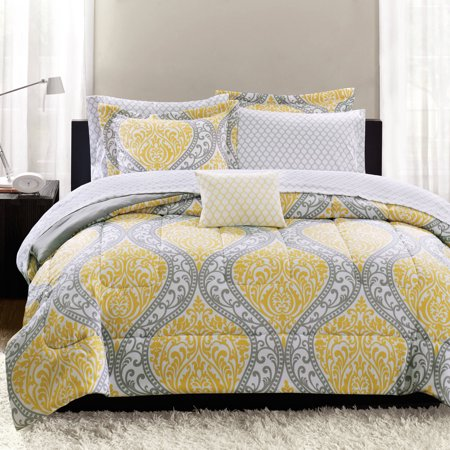 Teal and Grey Bedding Amazoncom