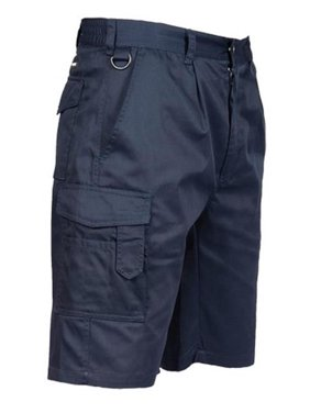 663281bb13 Product Image Portwest S790 Medium Combat Shorts, Navy - Regular