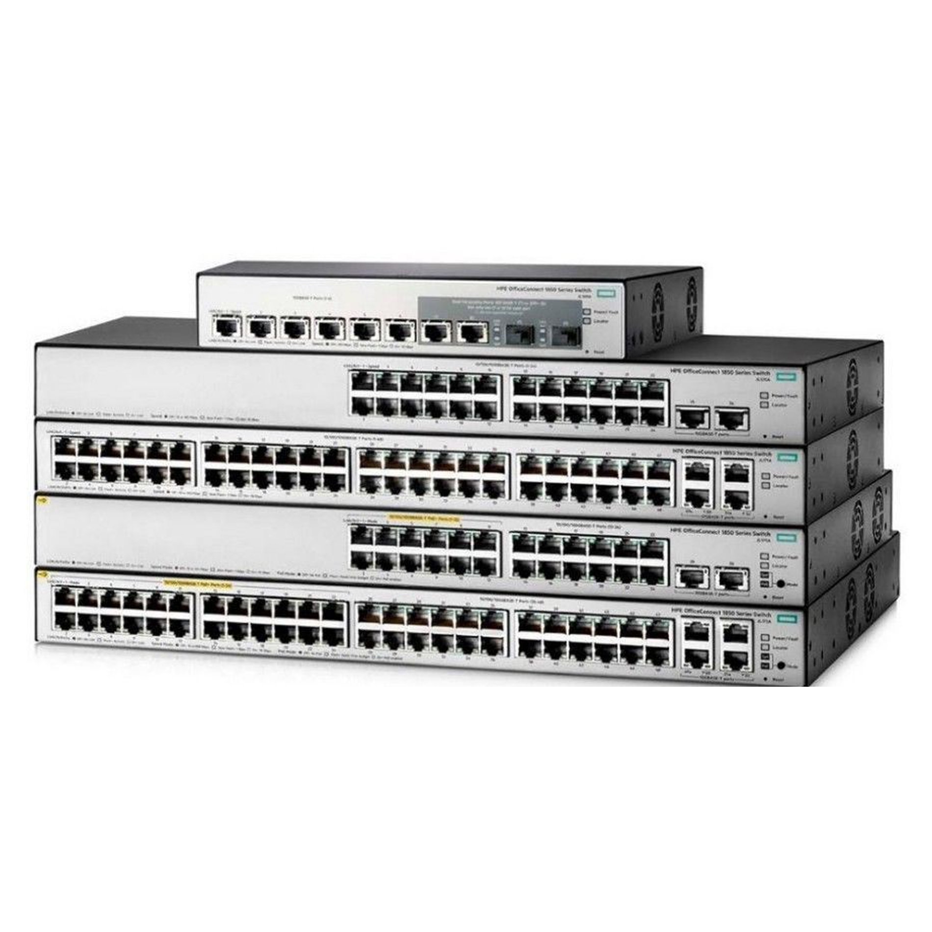 HPE JL169A-ABA OfficeConnect 1850 6XGT and 2XGT/SPF+ Switch