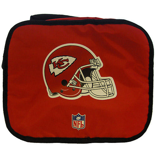 NFL - Kansas City Chiefs Lunch Bag