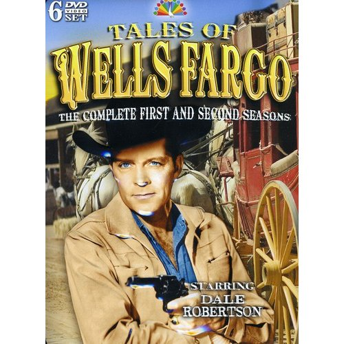 Tales Of Wells Fargo: The Complete First And Second Seasons (Full Frame)