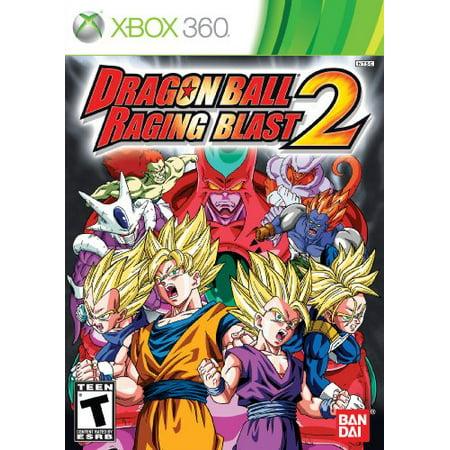 Dragon Ball: Raging Blast 2, Bandai Namco, XBOX 360, (Dragon Ball Z Raging Blast 2 Trailer)