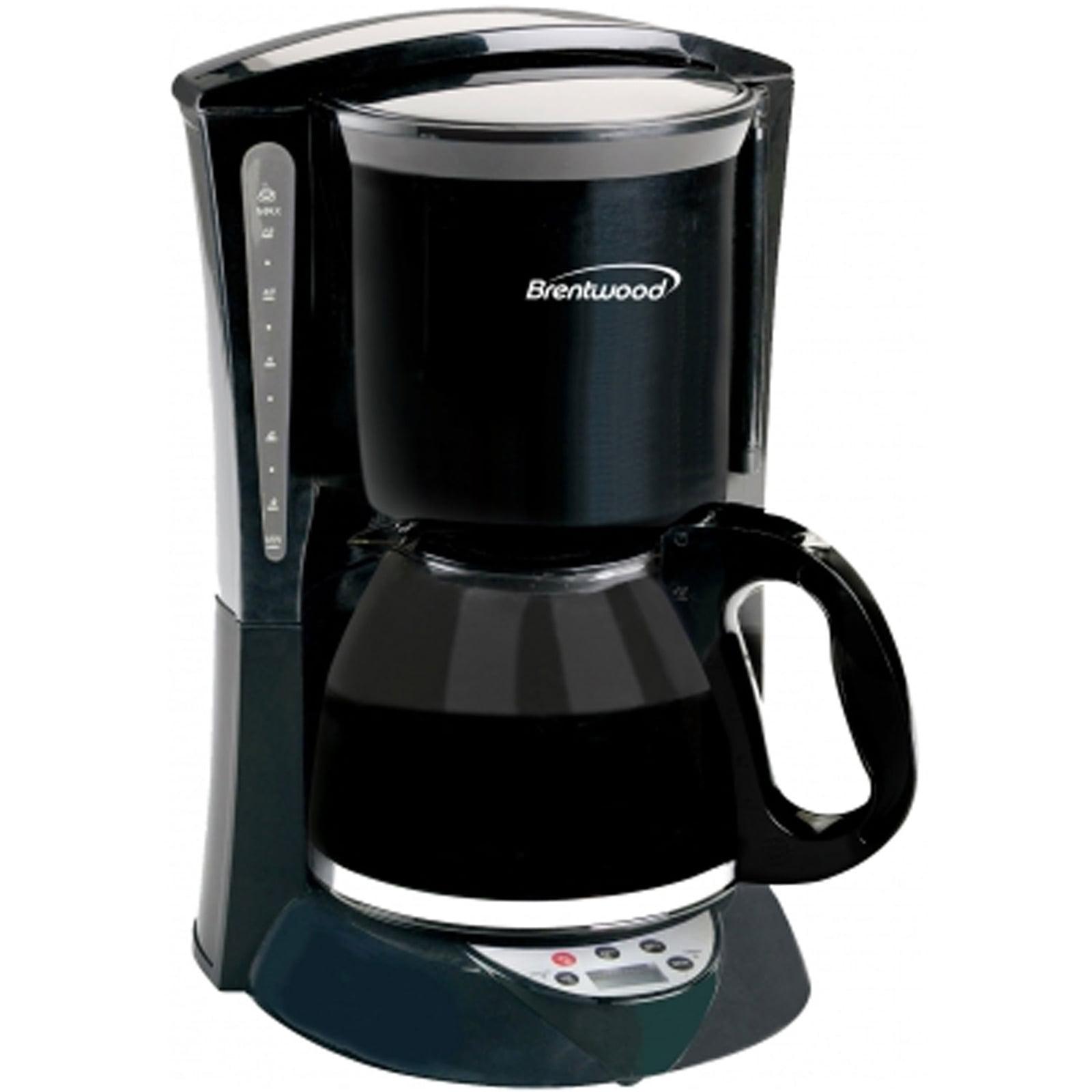 Brentwood 12-Cup Digital CoffeeMaker (Black)