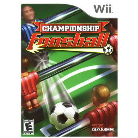 Image of Championship Foosball (Wii) - Pre-Owned
