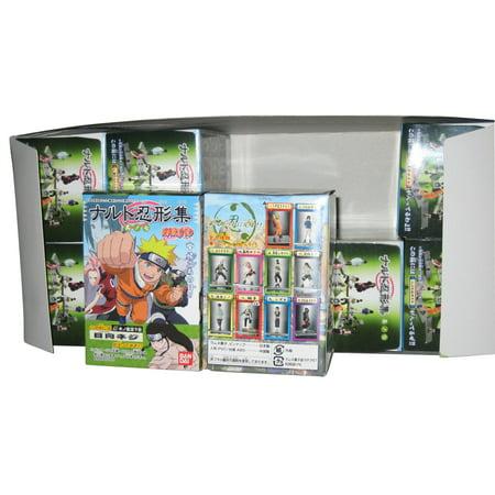 Naruto Ningyoushuu (2005) Bandai Blind Trading Figure Box - (10 Figures)