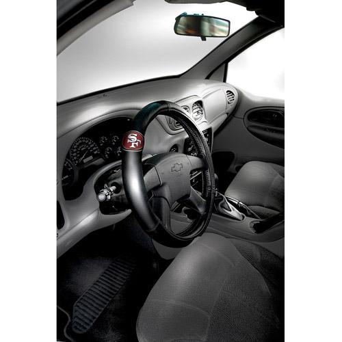 NFL Steering Wheel Cover, 49ers