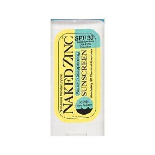 Naked Bee Zinc Sunscreen Stick SPF 30 0.56 Oz. - Walmart.com