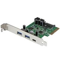 5 Port USB 3.1 Gen 10 Gbps Combo Card PCI Express
