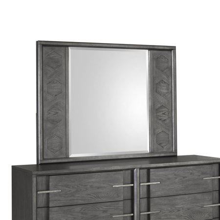 Magnussen Set Dresser (Magnussen Proximity Heights Contemporary Double Drawer Dresser with Optional)