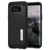 Spigen Slim Armor Designed for Samsung Galaxy S8 Plus Case (2017) - Black