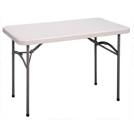 "Correll, Inc. 48"" Rectangular Folding Table"