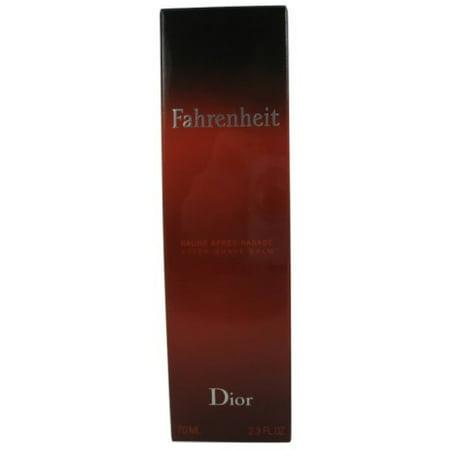 Christian Dior  Fahrenheit, Aftershave Balm 2.3 oz