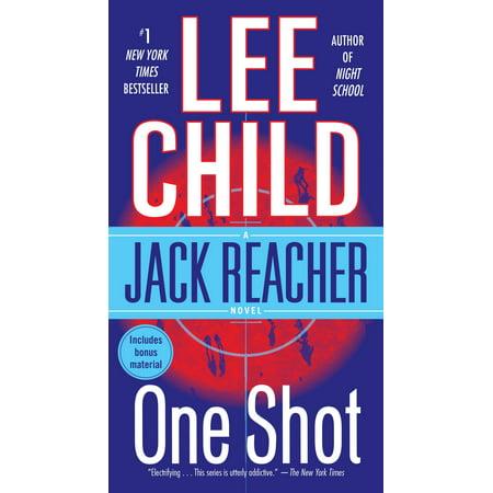 Jack Reacher: One Shot : A Novel