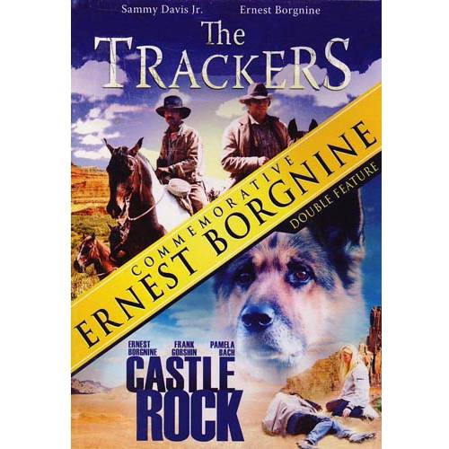 Commemorative Ernest Borgnine Double Feature: The Trackers / Castle Rock