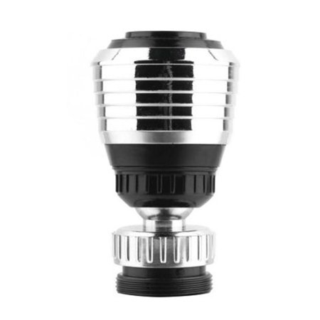 360 Rotate Swivel Faucet Nozzle Filter Adapter Aerator Diffuser ...
