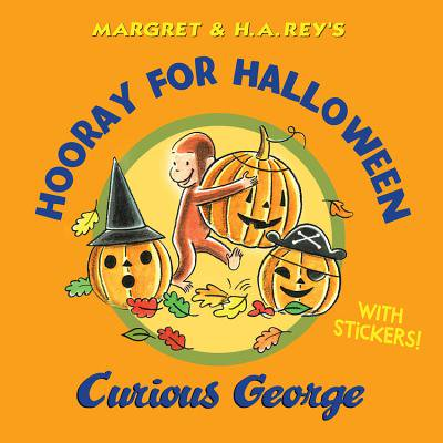 Hooray for Halloween, Curious George (Hardcover)](Weston Park Halloween)