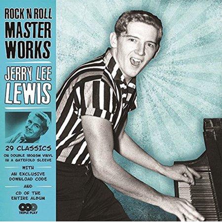 Jerry Lee Lewis   Rock N Roll Masterworks Jerry Lee Lewis  Vinyl