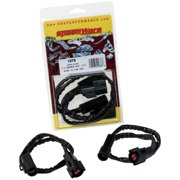 BBK PERFORMANCE 1676 86-10 FORD BBK O-2 SENSOR 4 WIRE HARNESS EXTENSIONS (2) FACTORY CONNECTORS