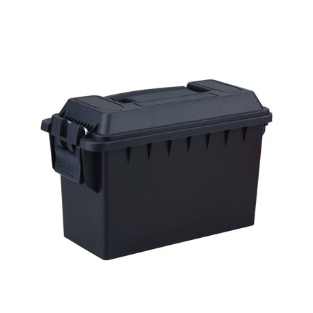 Magnum  .30 Cal Tactical Ammo Box, Black