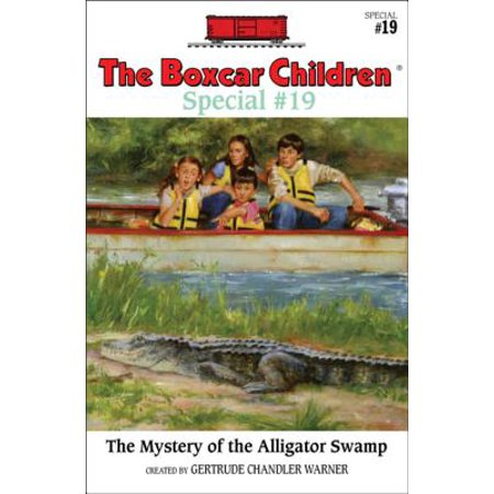 Swampy Alligator (The Mystery at Alligator Swamp - eBook)