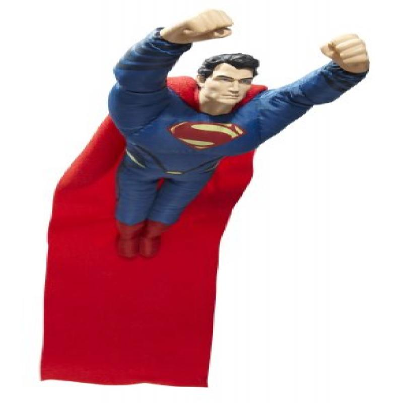 Superman Man of Steel Swingshot Action Figure Plush Toy