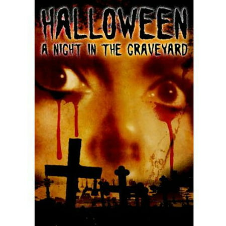 Halloween: A Night in the Graveyard (DVD)](Date For Halloween Night)