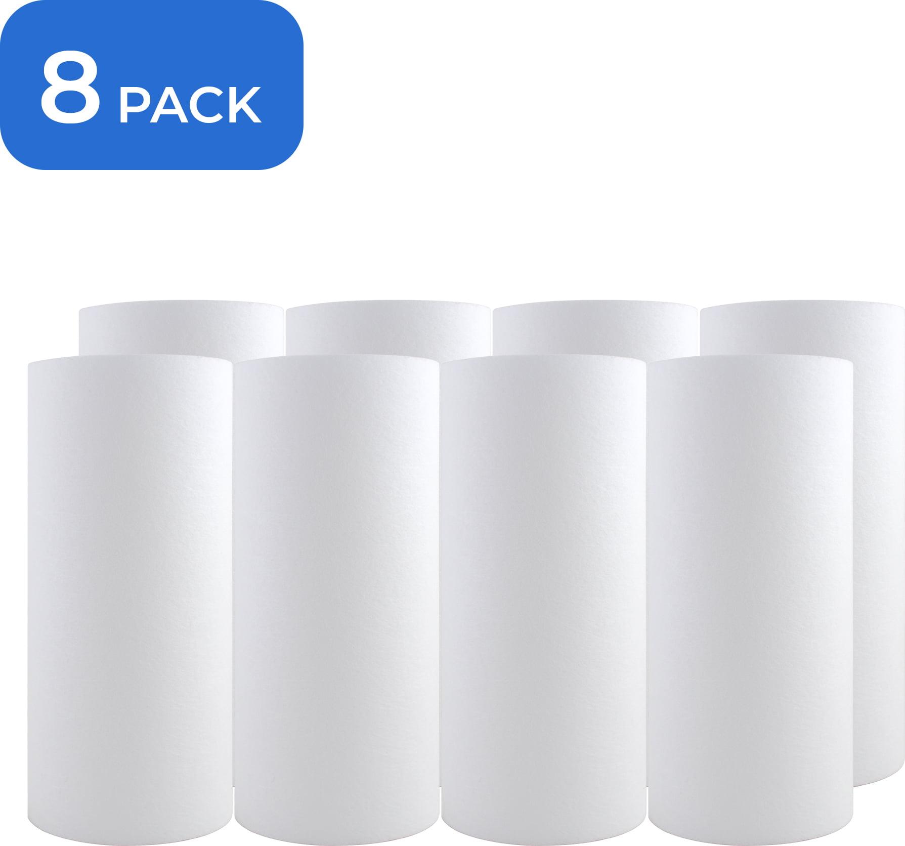 10 x 4.5 DGD-2501 155359-43 Package Of 3 Pentek DGD-2501 Sediment Water Filters