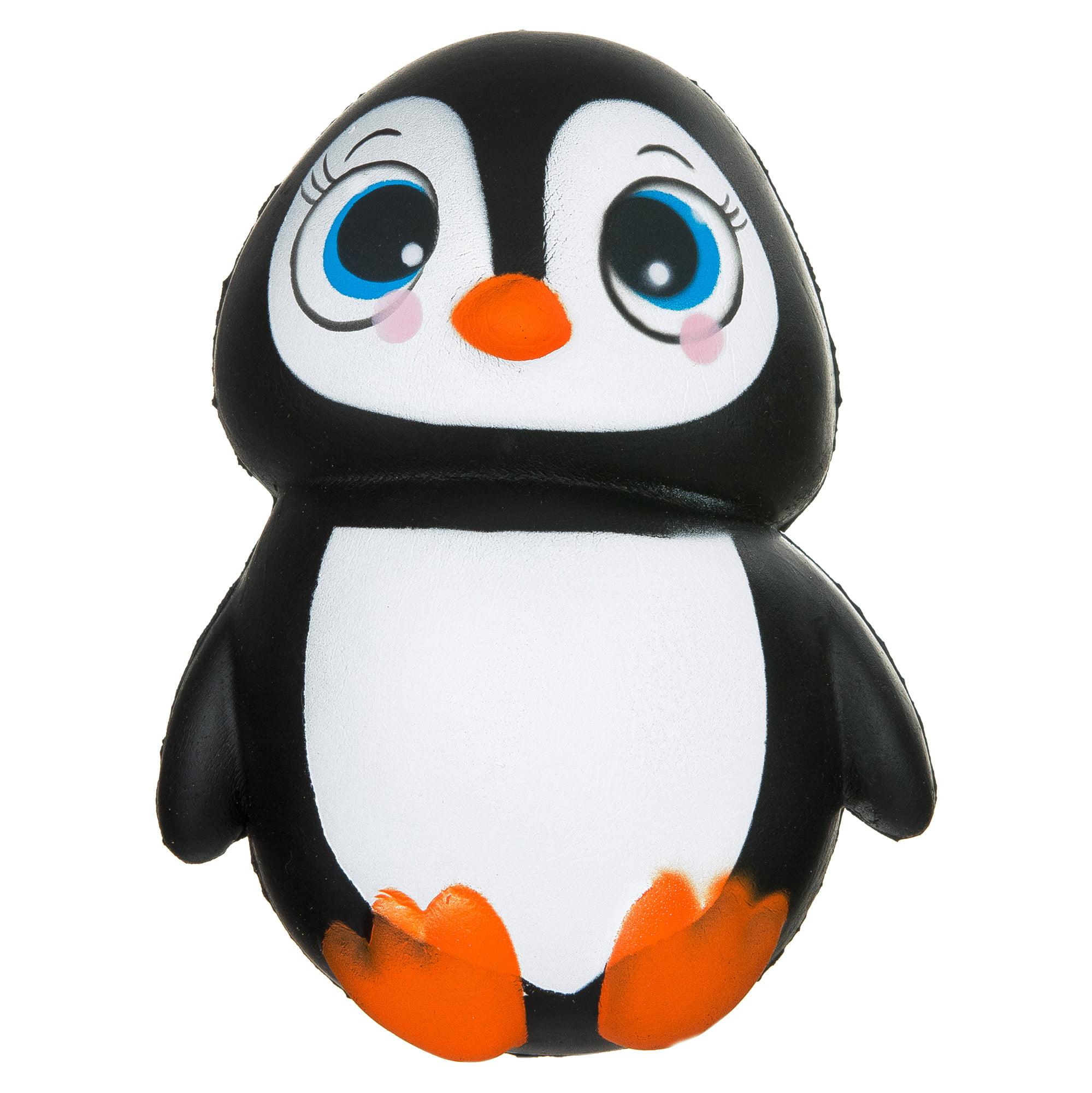 Stress Squishy- Penguin