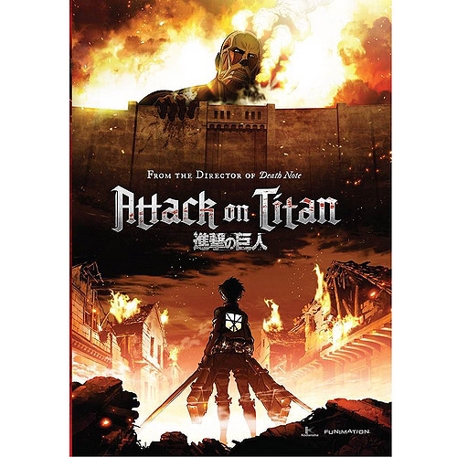 Attack On Titan: Part One (Widescreen)