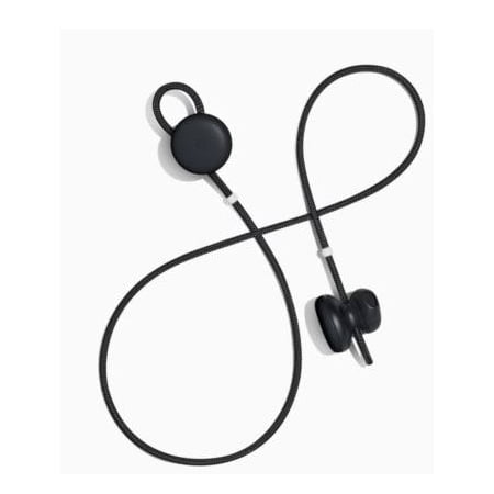 Google Pixel Buds In-Ear Wireless Headphones - Just Black
