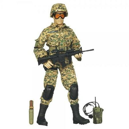 GI Joe 12 Inch Rapid Strike Commando
