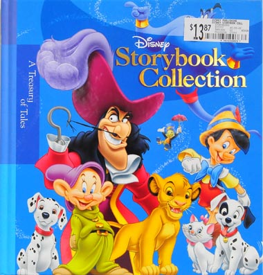 Disney's Storybook Collection: A Treasury of Tales