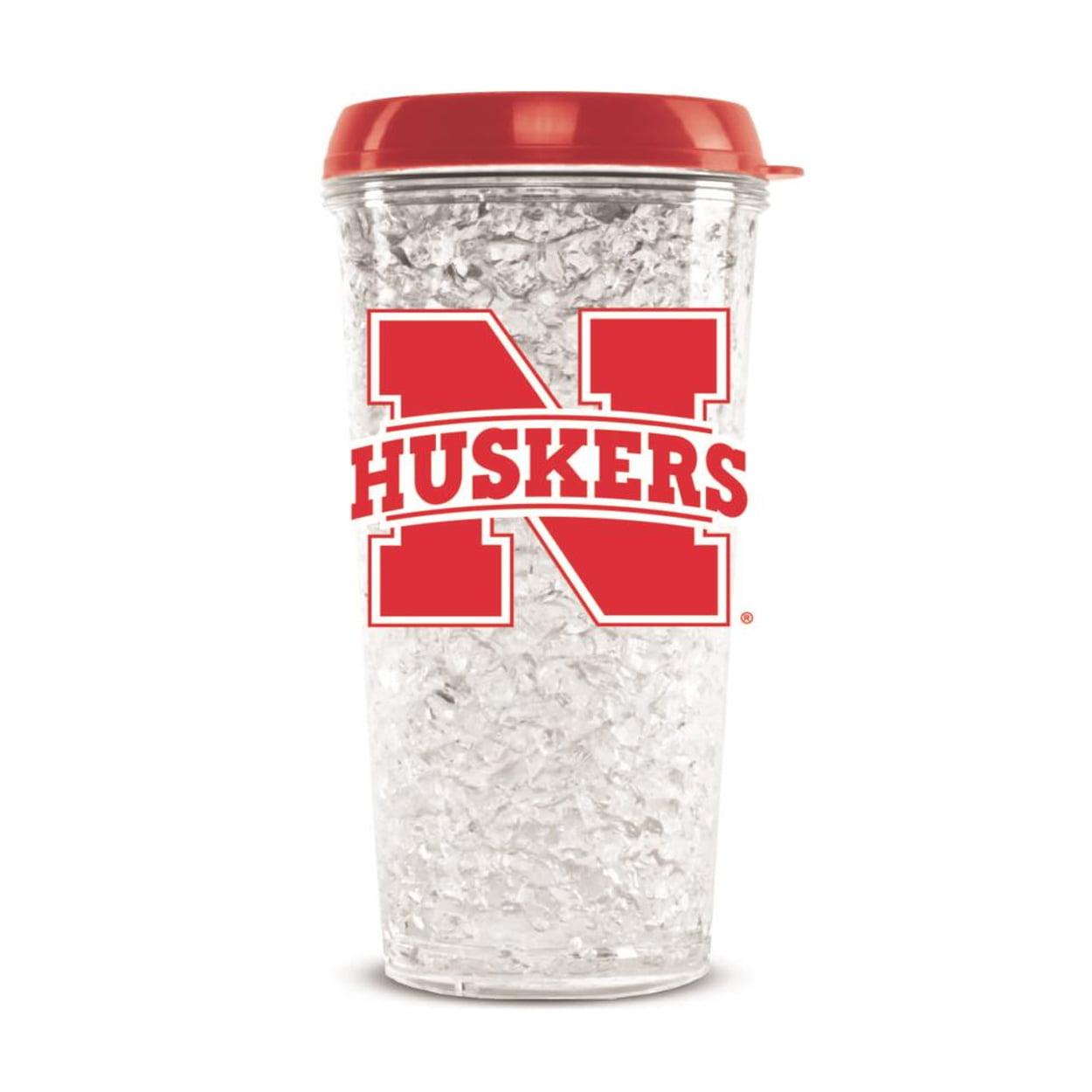 Duckhouse NCAA Nebraska Cornhuskers Crystal Freeze