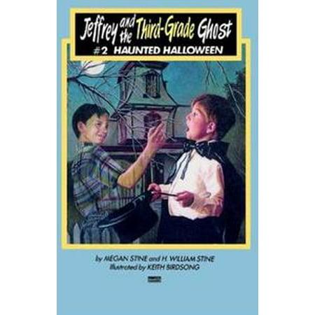 Jeffrey and the Third-Grade Ghost: Haunted Halloween - - Halloween Art For Grade 1