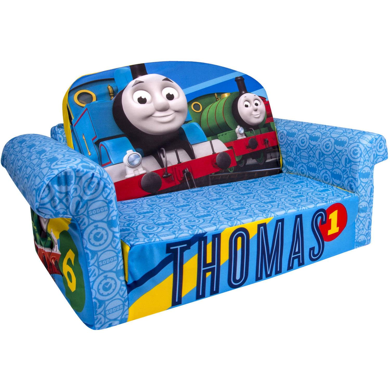 Marshmallow 2 in 1 Flip Open Sofa Thomas & Friends Walmart