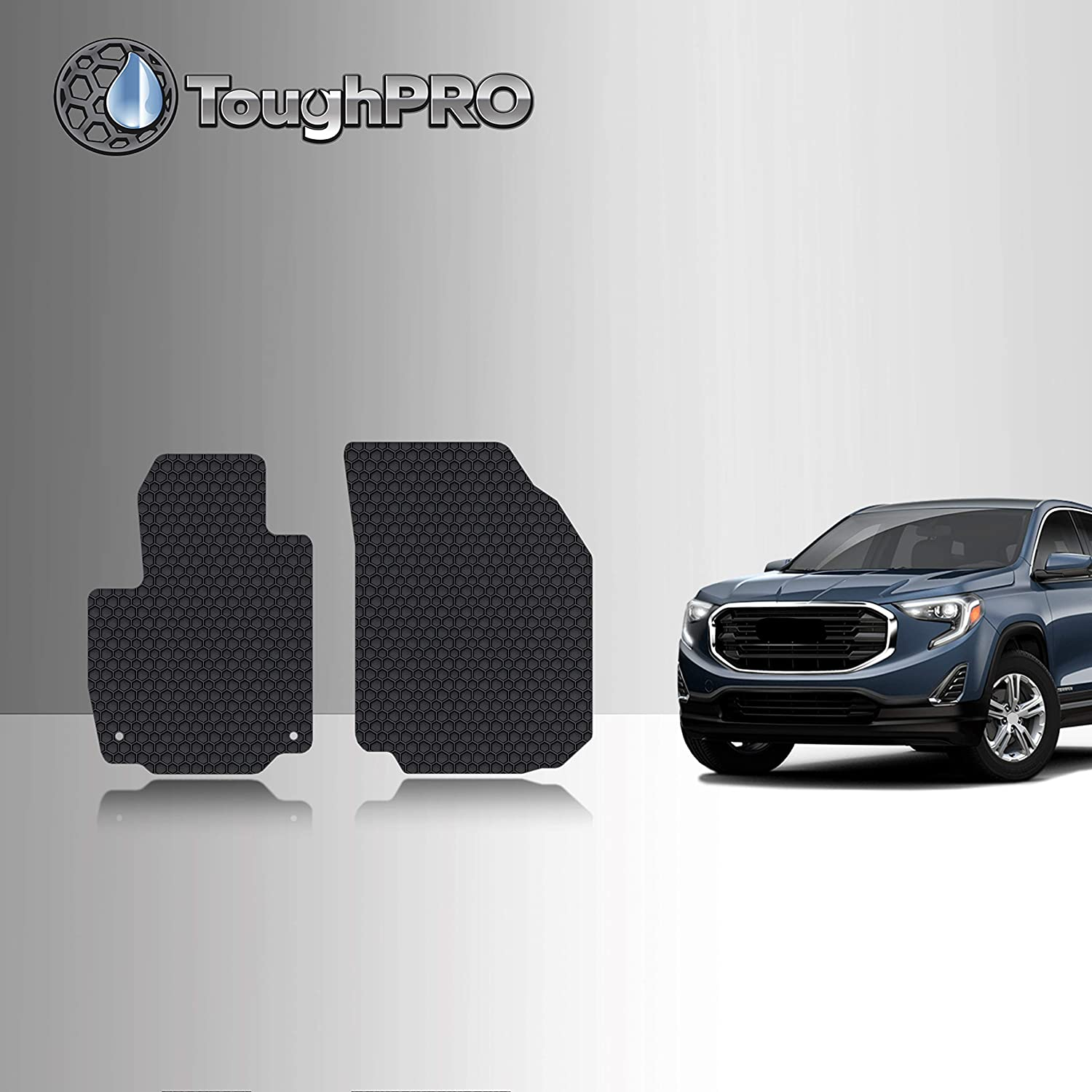 Toughpro Floor Mat Accessories Front Row Set Compatible With Gmc Terrain All Weather Heavy Duty Made In Usa 2021 Walmart Com Walmart Com