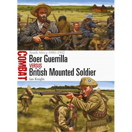 Boer Guerrilla vs British Mounted Soldier : South Africa (South African Store Usa)