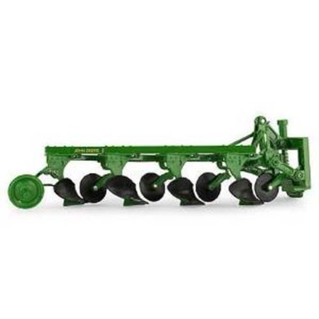 1/16 Scale John Deere 4-Bottom Plow Ertl #45529 - LP53311
