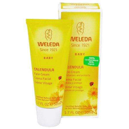 Weleda - Baby Calendula Crème Visage - 1,7 onces.
