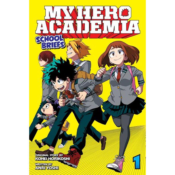 My Hero Academia: School Briefs, Vol. 1 : Parents' Day