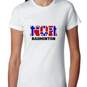 Norway Badminton - Olympic Games - Rio - Flag Women's Cotton T-Shirt