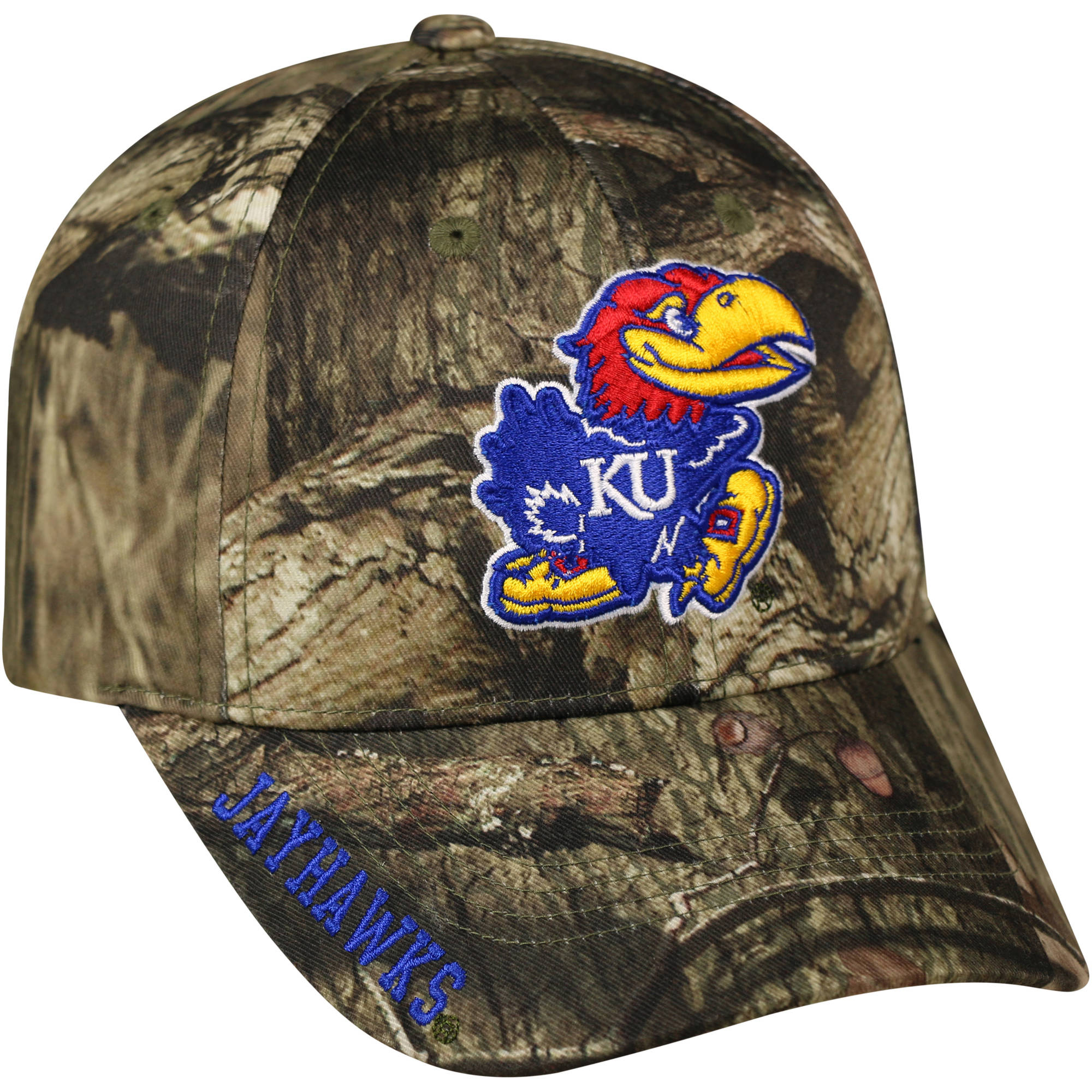 NCAA Men's Kansas Jayhawks Mossy Cap