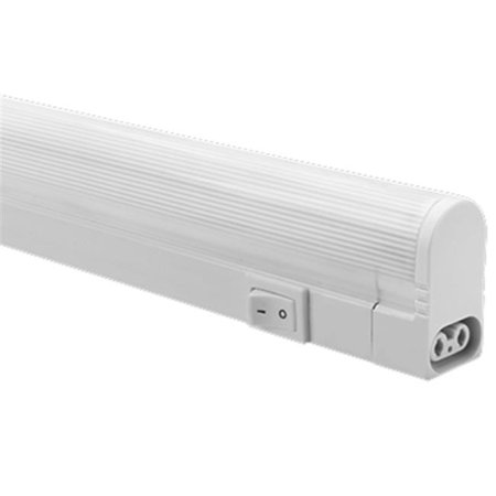 Tresco Lighting TCLT57W.571CWH T5 LED Trescent Strip Lights, Cool White - 22.5 in. - image 1 of 1